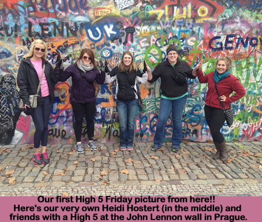 Heidi Hostert & Friends in Prague, Germany