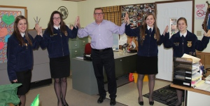 Stuart FFA in The Doghouse (l to r)